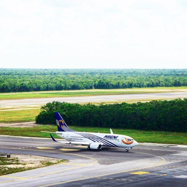 ¡Nuestro #MagniMan listo para volar!  #Aviation #Aviación #Airplane #Avión #B737 #Boeing #Boeing737