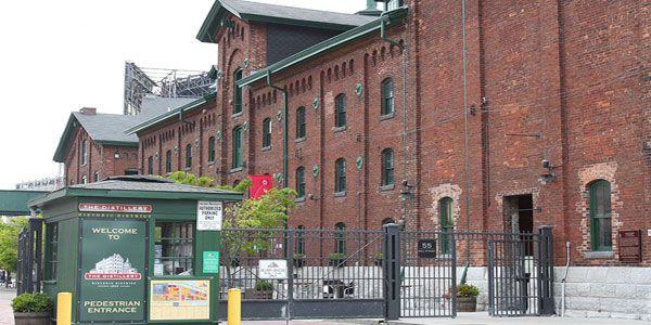 Distillery District, em Toronto