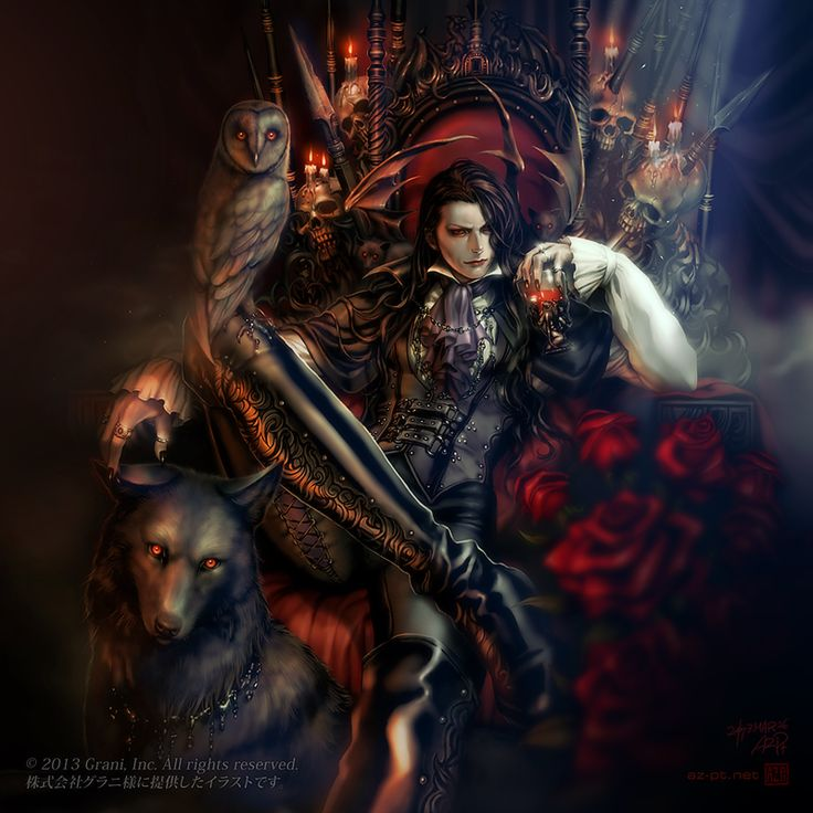DRACULA by ~azpt on deviantART