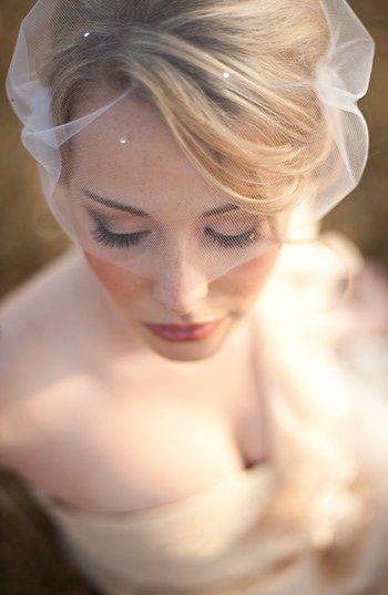 Serephine 'Nicole' Birdcage Veil   Nordstrom