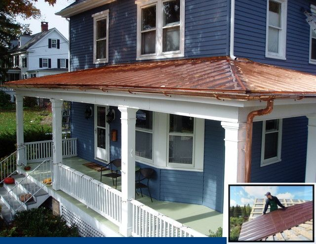 Textured Metal Roofing Colors And Metal Roofing Colors Available In 2020 Copper Roof House Metal Roofs Farmhouse Copper Roof