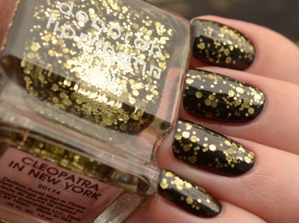 "Deborah Lippmann ""Cleopatra in New York"" OMG, this polish is EVERYTHING right now!"