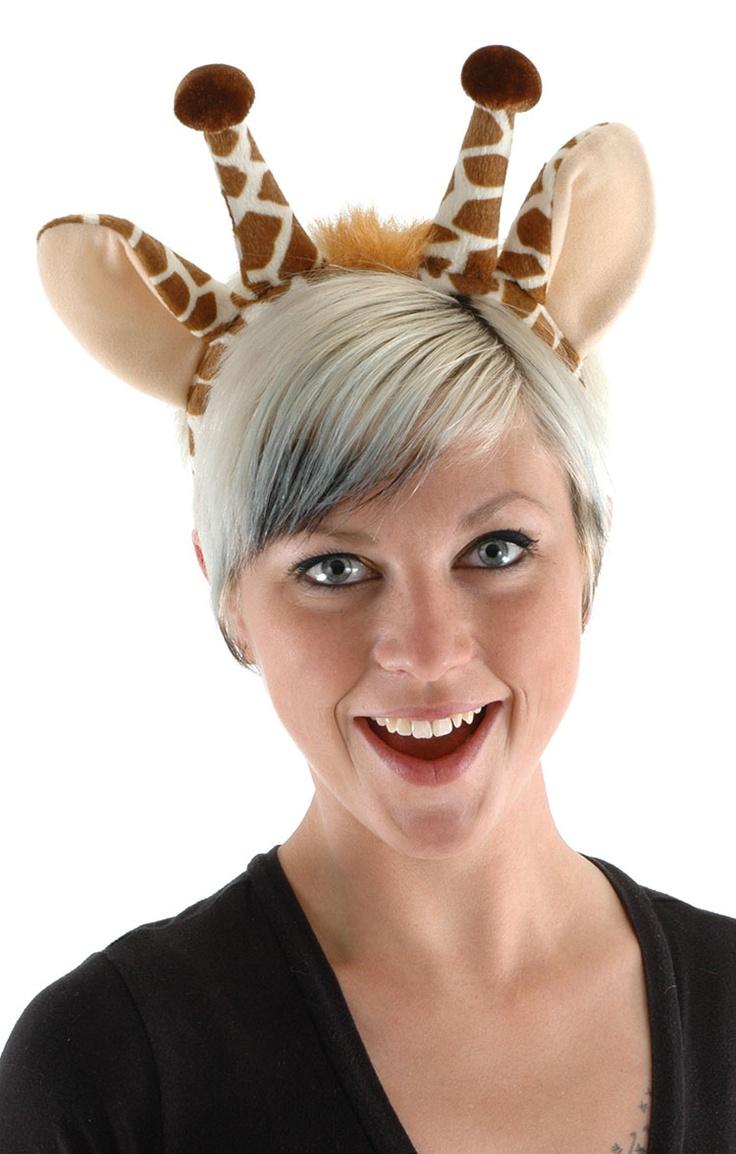 Giraffe Horns!! :D