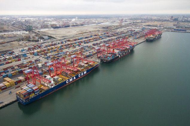 West Coast Port Talks Hit Snag -Source