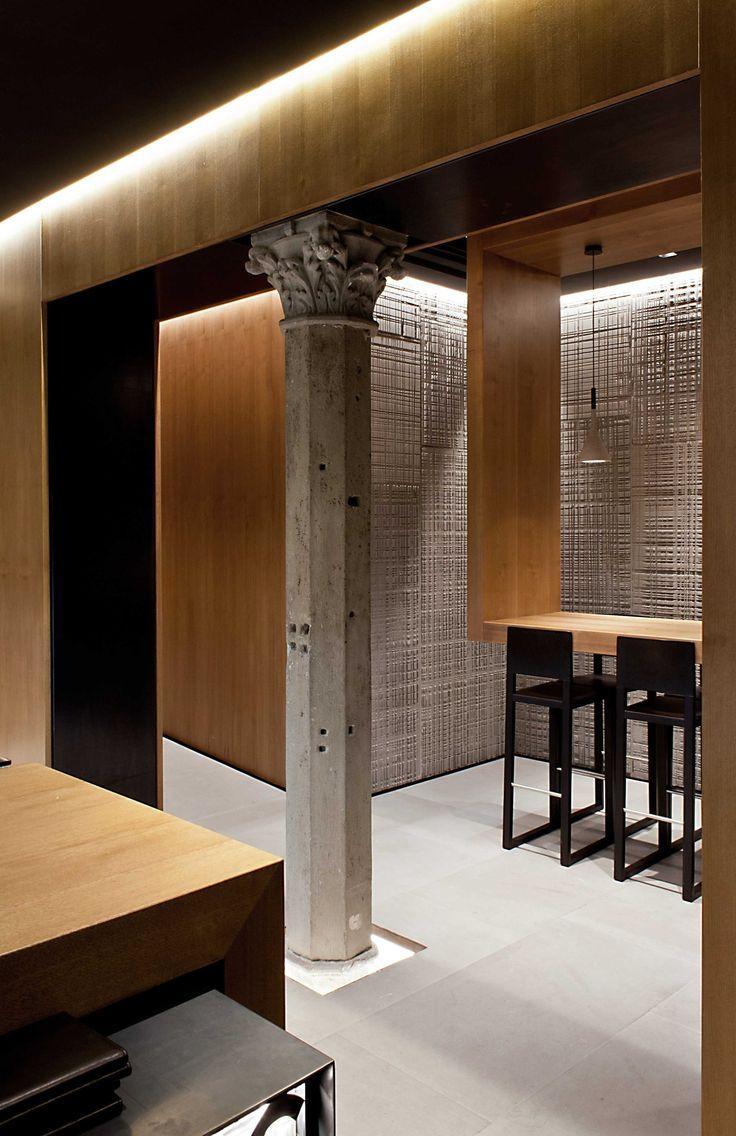 mimesi62 architetti associati / decumanus caffè, firenze