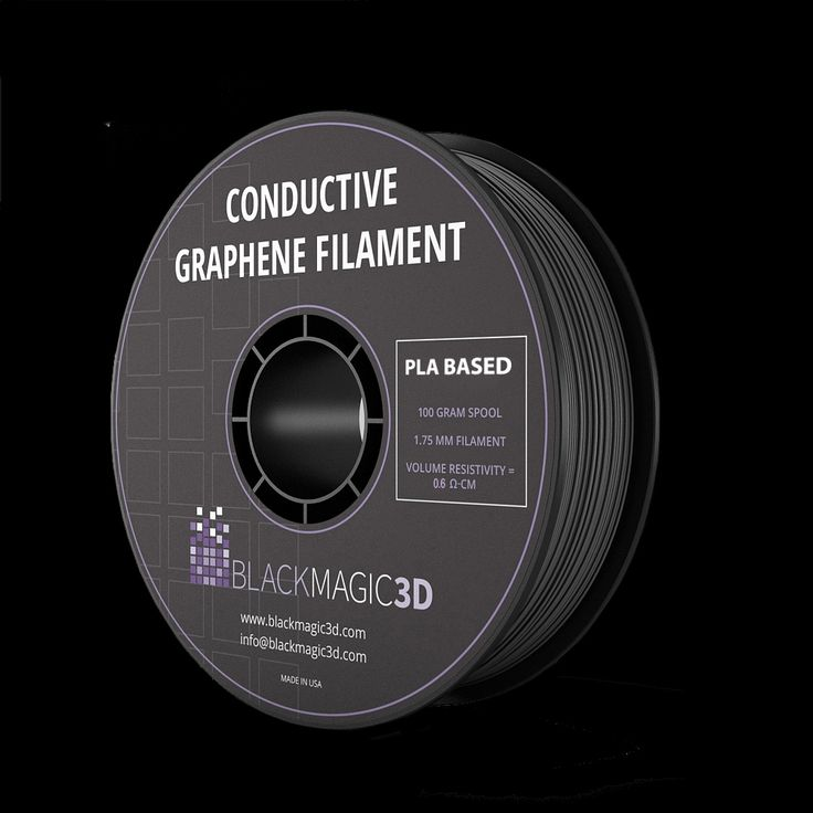 Conductive Graphene 3D Printing PLA Filament