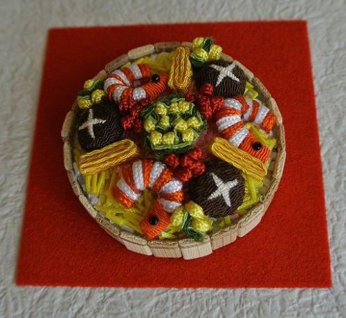 Made of Chirimen,Kimono fabric