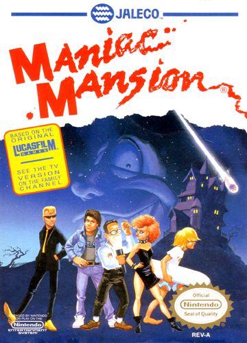 Maniac Mansion - Play Online