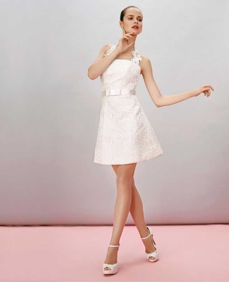 Model: Nizza - Collezione Chanel di Gloria Saccucci Spose