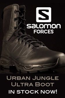 Developed for performance in hot climates and urban settings, and built with the Law Enforcment Officer in mind, the new Urban Jungle Ultra Boot utilizes the Sa