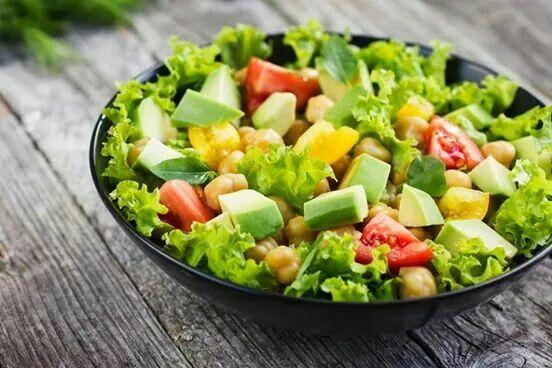 Love vegetables!