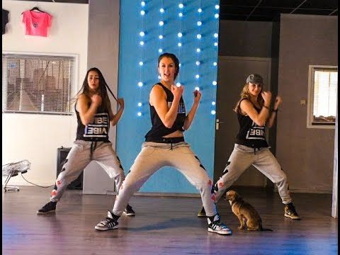 Combat Fitness Dance Choreography - Saxobeat - Alexandra Stan - Netherlands - YouTube