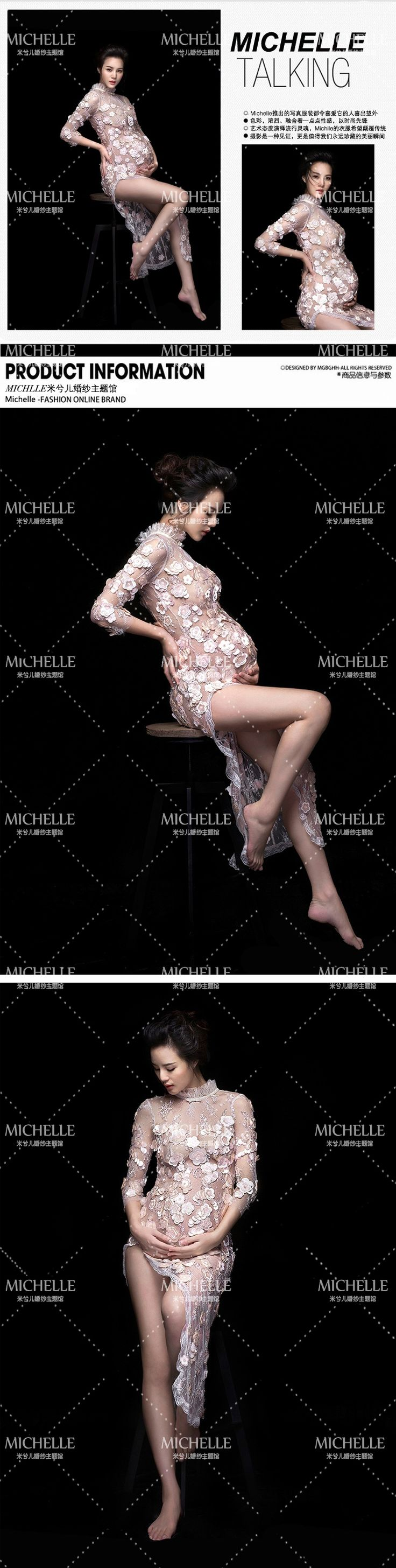 Новые 2015 беременных женщин студия фото платье для беременных костюмы одежды беременности фотографии реквизит беременным платье купить на AliExpress