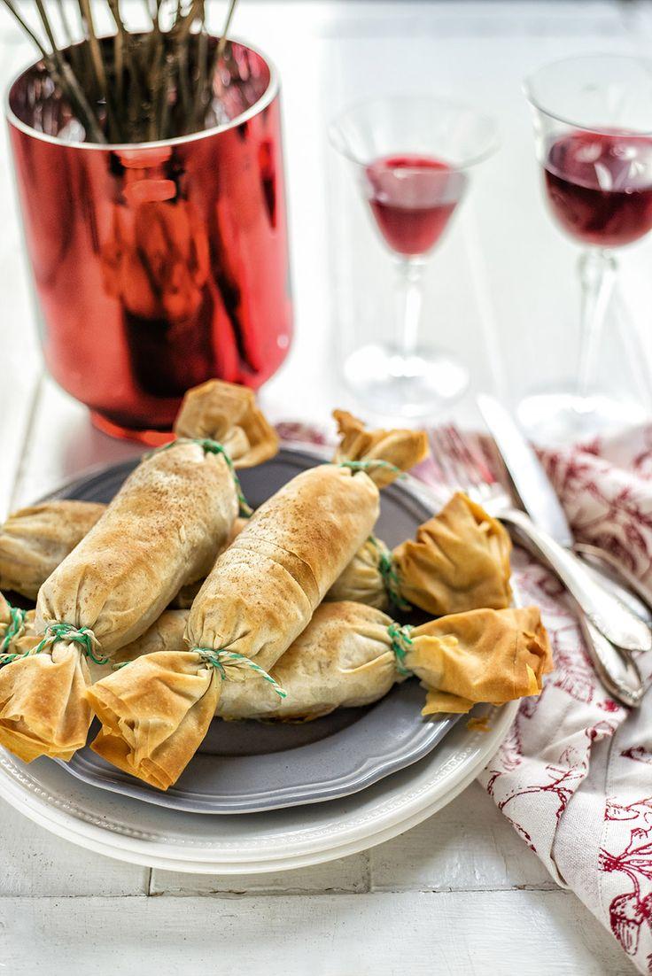 Vegetarian Christmas Cracker Starters | AO at Home Blog