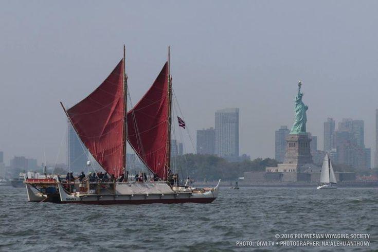 hokulea new york city