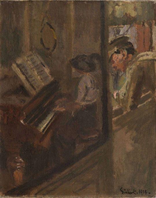 Walter Sickert- Tipperary, 1914.