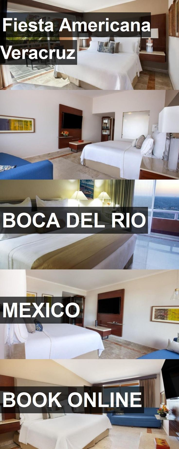 Hotel Fiesta Americana Veracruz in Boca Del Rio, Mexico. For more information, photos, reviews and best prices please follow the link. #Mexico #BocaDelRio #travel #vacation #hotel