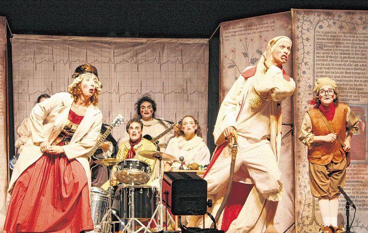 Cia. de Teatro de Jundiaí apresenta 'Senhor Dodói' no Sesc Pinheiros | Jornal de Jundiaí
