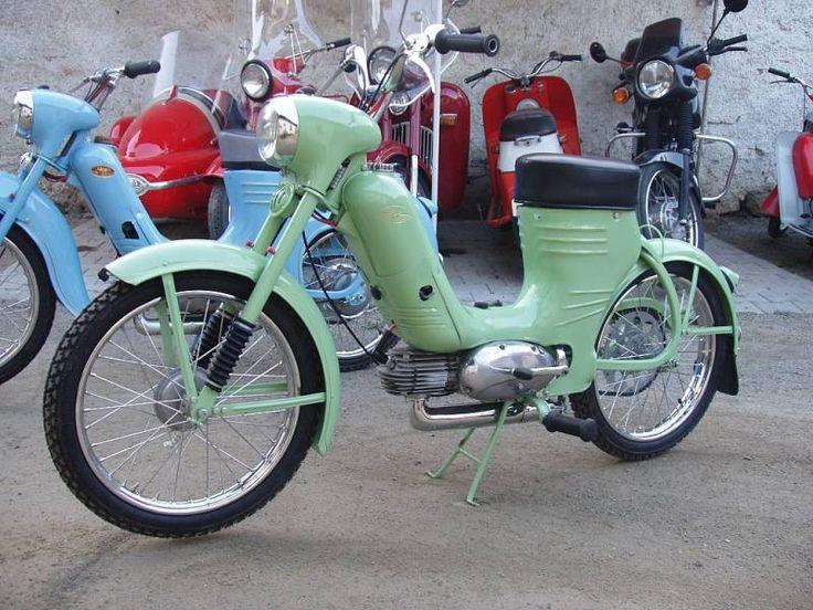 Jawa 50 typ 550 parez