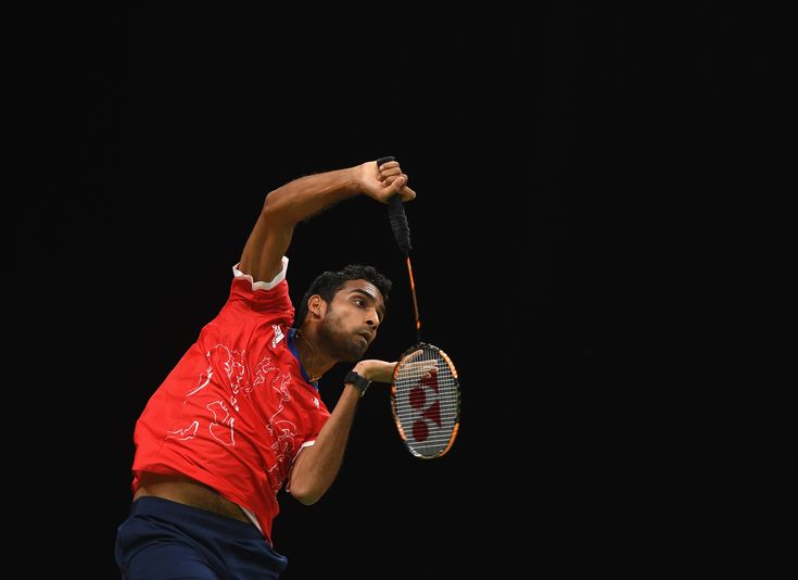 Rajiv Ouseph at Rio 2016