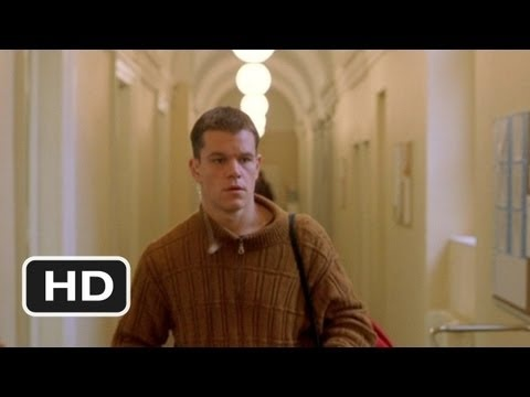 The Bourne Identity (4/10) Movie CLIP - Evacuation Plan (2002) HD - YouTube. Rom inspo