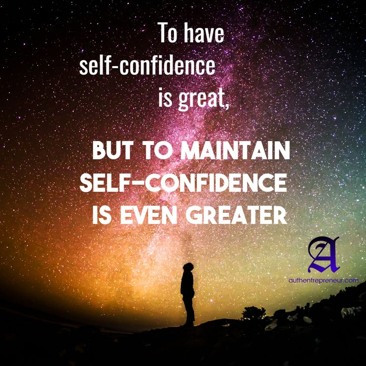 I think if you believe in yourself, and have the self-confidence that you can achieve anything you put your mind to, you can't fail! http://tracklix.com/a105