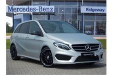 MercedesBenz BClass B 200 CDI AMG Line