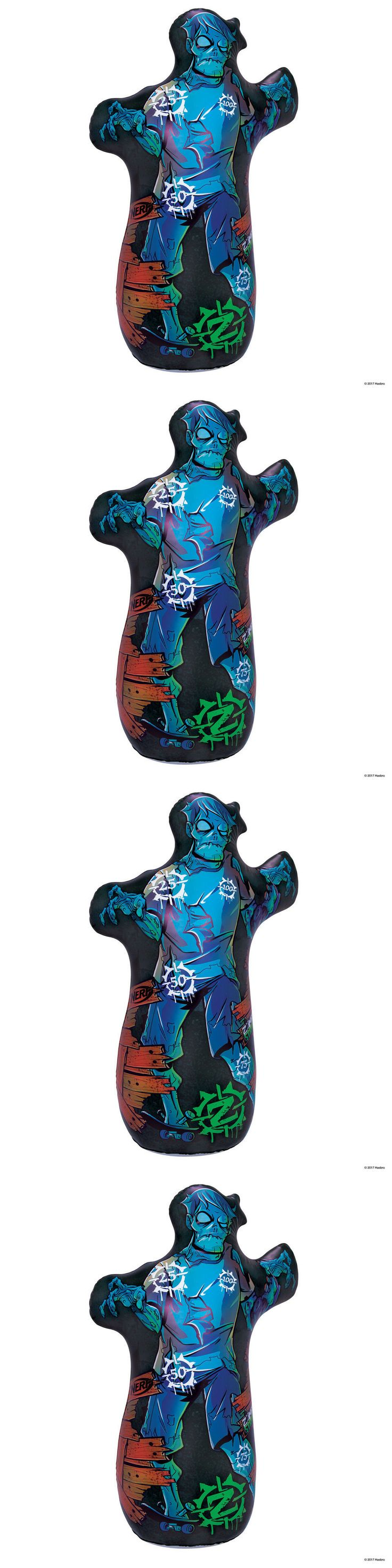 Dart Guns and Soft Darts 158749: Nerf Zombie Strike Inflatable Target Kids Outdoor Fun Play Practice Boy Gift Toy -> BUY IT NOW ONLY: $38.97 on eBay!