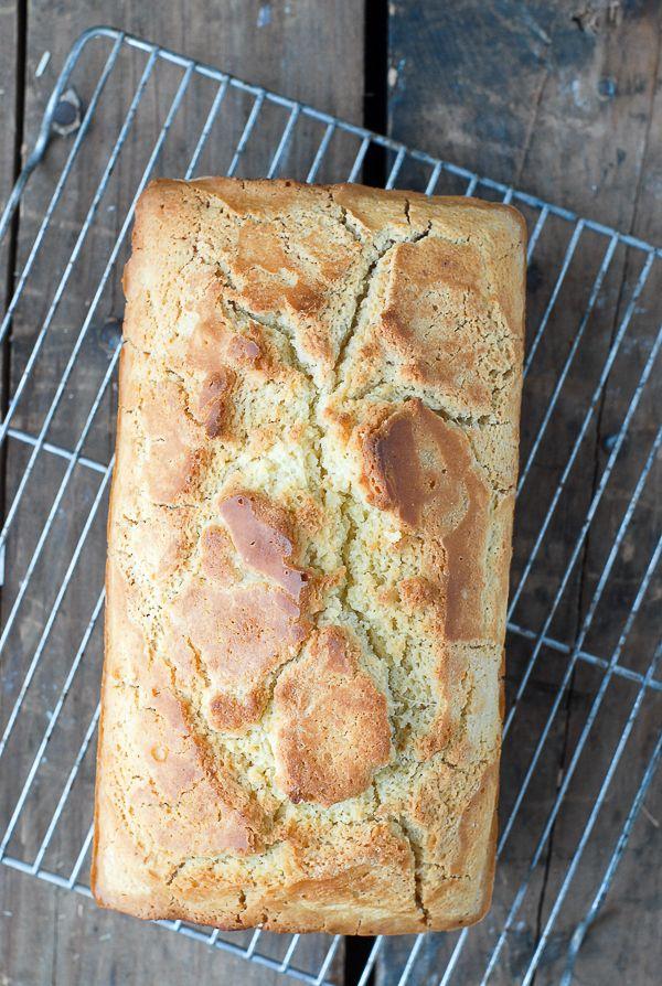 Gluten-Free Beer Bread loaf - BoulderLocavore.com