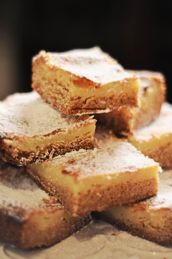 My Favorite Chess Bar Recipe - You won't believe how good this is! #recipes #desserts