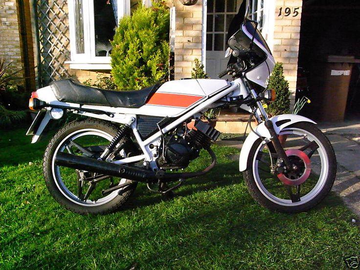 Honda MB50 my first bike