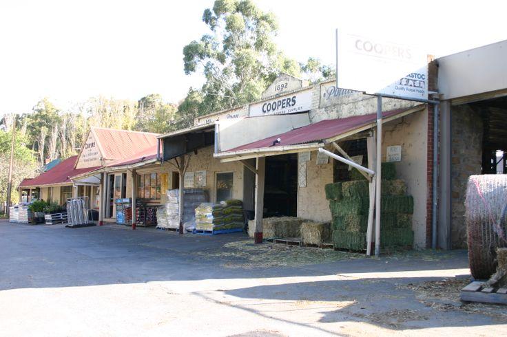 Adelaide Hills - Coopers Fodder store in Mylor