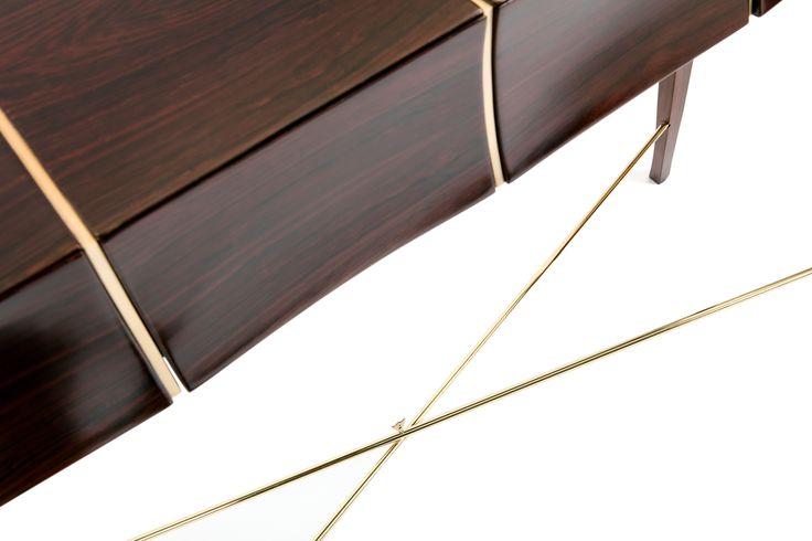 Little Details: Rhythmic Console | Bat eye, Porto Collection