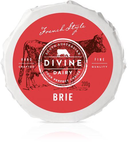 package: Chee Packaging, Food Packaging, Divine Dairy, Dairy Packaging, Packaging Design, Graphics Design, Design Art, Frank Alois, Brie