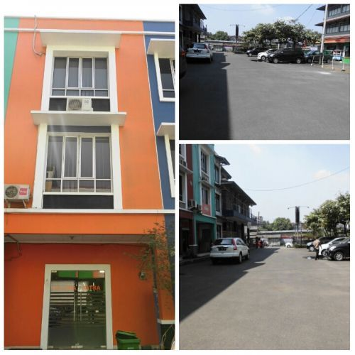 DIJUAL CEPAT RUKO GRAND CAMAN (JATI BENING) NEGO Jl raya Caman, Jati Bening Pondok Gede » Bekasi » Jawa Barat