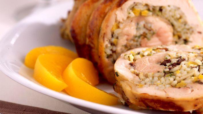 MatPrat - Benløs fylt kylling