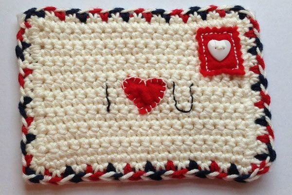 10 1 Patrones a Crochet para San Valentín