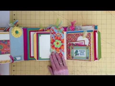 2441 Best Mini Scrapbooks Images On Pinterest Mini Albums Mini
