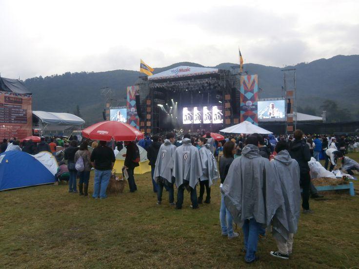 Festival Estereo Picnic (Edición 2014 - Día 2)