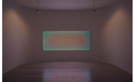 James Turrell en Pace Gallery en Londres. Nos llevamos una copita de LAN La Vendimia a su exposición en la capital británica.