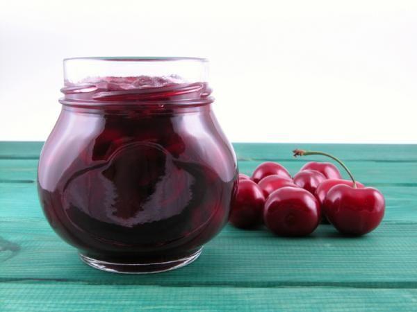 Receta de Salsa de cereza para postres - Fácil - 5 pasos