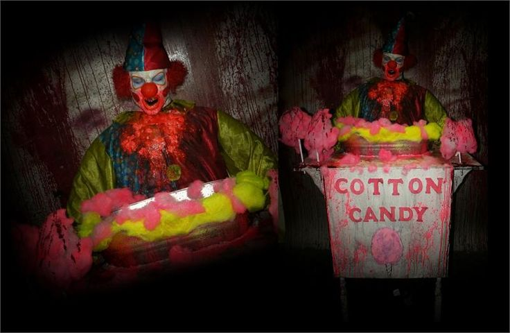 19 Best Evil Clown Halloween Images On Pinterest Evil