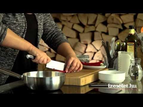 Házi chiliszósz - Receptek | Ízes Élet - Gasztronómia a mindennapokra