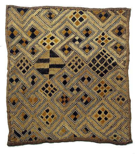 textile, Kuba Shoowa