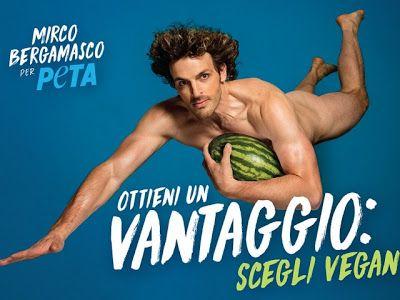 Lo avevamo già visto alla tv, tutto muscoloso, sia alle Iene che a OpenSpace, il campione di rugby Mirco Bergamasco che ha deciso di diventare vegano, ovve