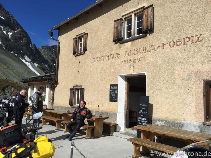 Alpentour 2015, dritter Reisetag