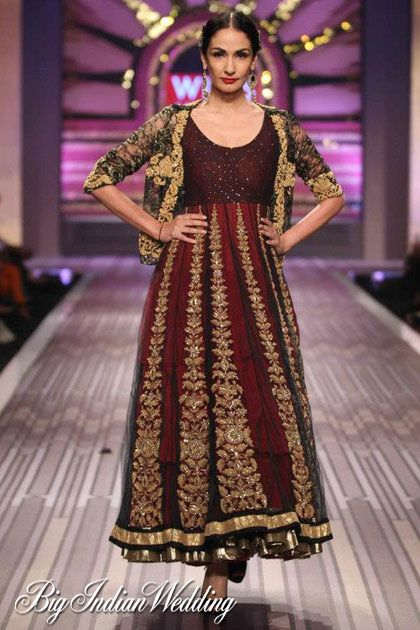 Ritu Kumar Wills Lifestyle India Fashion Week