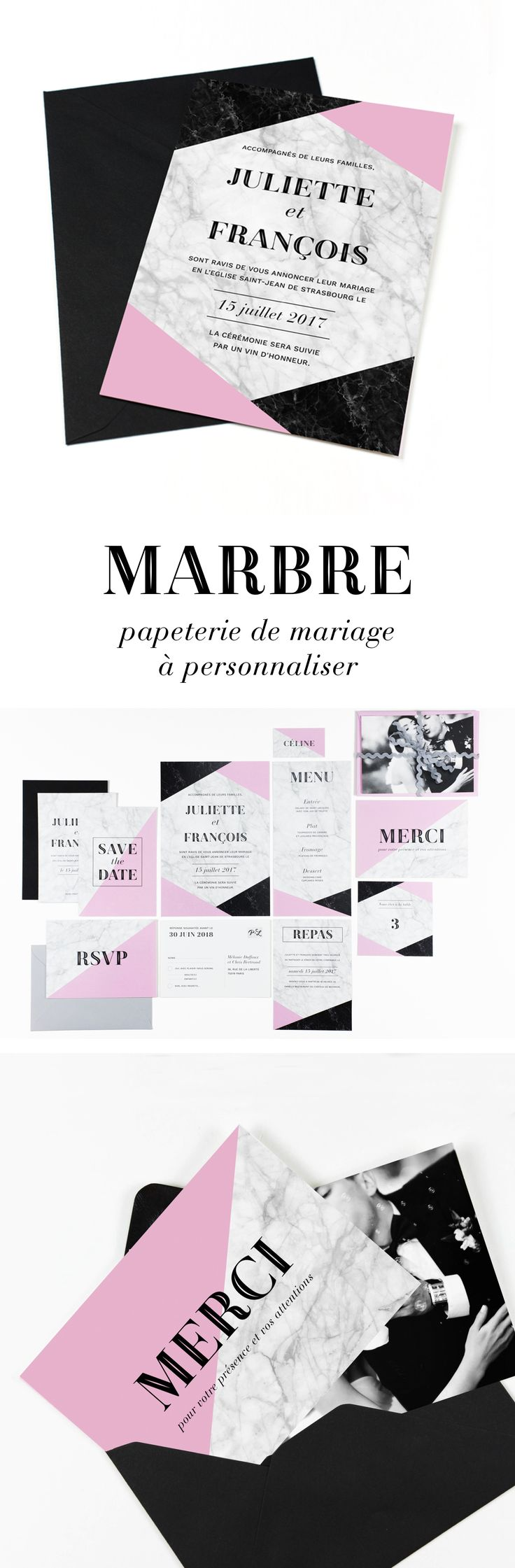 155 best MARIAGE Faire part Wedding Invitations images on Pinterest