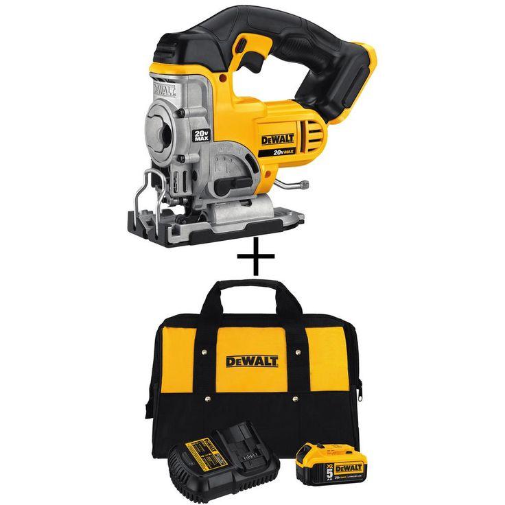 jig saw tool. dewalt 20-volt max lithium-ion cordless jig saw (tool-only) tool