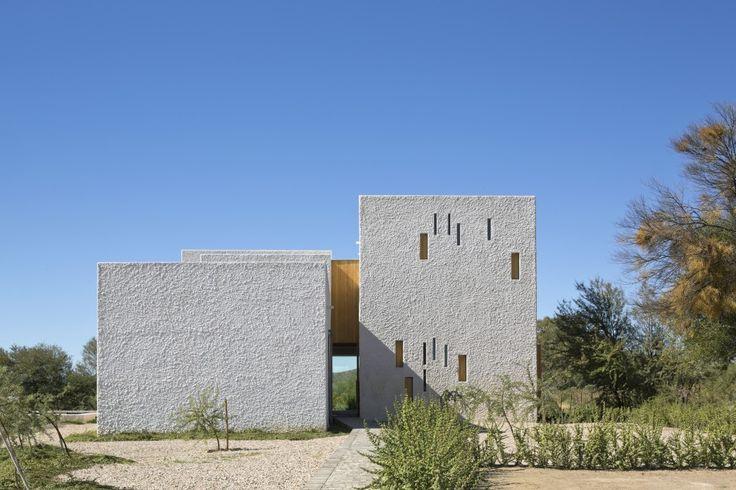 Swartberg House, Prince Albert, South Africa Sleeps 8   The Modern House